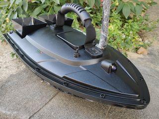 Vaporaș nou pentru pescari cu 2 cuve - Navomodel