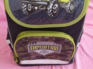 Новый-ранец/рюкзак школьный ортопедический, для мальчика