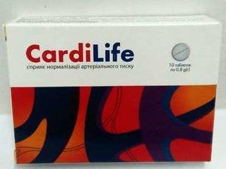 CardiLife средство от гипертонии