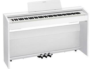 Пианино Casio PX-870 Privia (в 3 цветах) .Бесплатная доставка по всей Молдове.Оплата при получении.