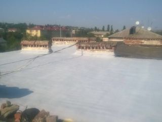 Ремонт крыш. Работы по термоизоляции и гидроизоляции крыш