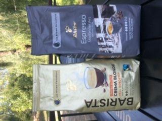 Cafea boabe naturala