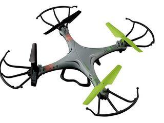 Квадрокоптер. Quadcopter.