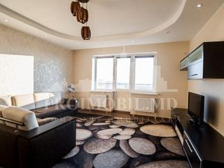 Apartament spațios spre chirie pe str. M. Sadoveanu, cu 2 camere, 300 euro!!!