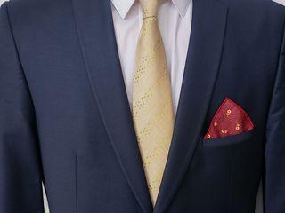 Cravata unui gentleman