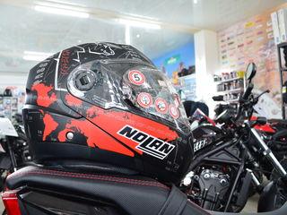 Шлемы-модуляры Nolan