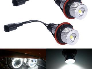 Led 5W, 10Wангельские глазки лампочка BMW E39; E60; E61; E63; E64; E65; E66; E53 X5; E83 X3; E87