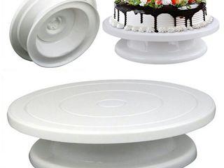Подставка для торта вращающаяся 360*