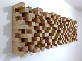 Декоративные панели из натурального дерева