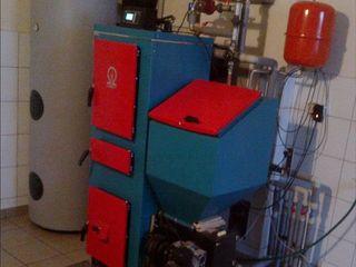 Системы автономного отопления! Тёплый пол, радиаторное отопление, монтаж газовых котлов