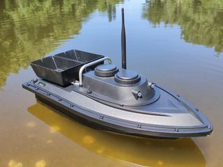 Flytec двухбоксовый - прикормочный кораблик до 500м - новый