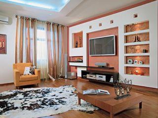 Навеска ТВ на стену професионально. Montare TV perete profesional.