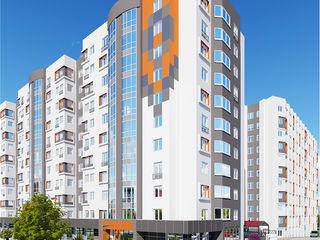 """Apartamente cu euroreparatie cu 1 odaie de la 500 euro  complexul rezidenţial """"My Life"""""""