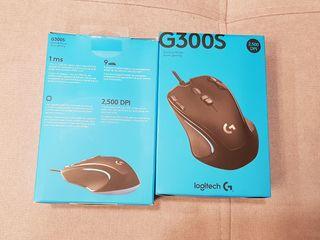 Logitech M525 / G300S