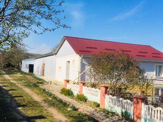 Uscatorie de prune si teren in vanzare/ продается земельный участок c оборудование для сушки слив