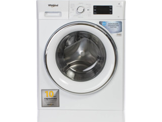 Стиральная машина Whirlpool FWSG 61053 WC  Полногабаритная/ 6 кг/ Белый