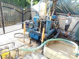 Forarea sondelor pentru apa.Бурение скважин