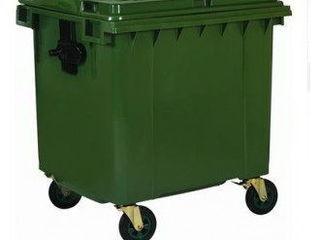 Container pentru gunoi. Мусорные баки 1110L; 360L; 240L; 120L; 90L; 50L