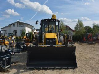 Excavator-încărcător new holland b110b nou ! / экскаватор-погрузчик new holland b110b новый !