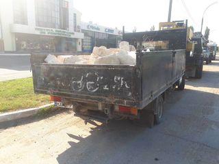 Transport marfuri, autobasculanta, cumparare si livrare materialelor de constructii