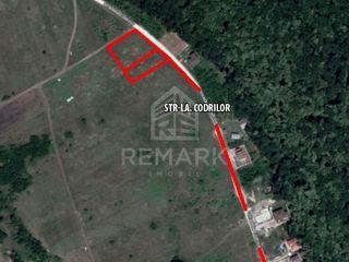 Se vinde teren pentru construcții în orasul Durlești, st. Codrilor, 39600€
