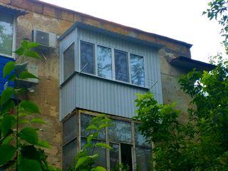 Реконструкция балконов.