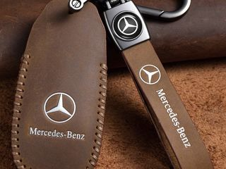 Husa cheie Mercedes Benz cu acces la butoane