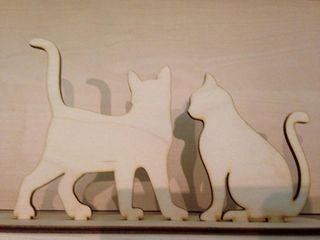 Стрижка кошек,вычесывание,плакинг,мойка,сушка
