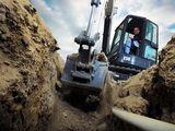 Servicii excavator 3,5 t+ ciocan hidraulic 220kg