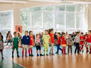 Ai vrut în copilărie să devii fotbalist, dar nu ai reușit? Oferă-i copilului tău această șansă!