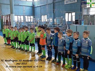 Ești în căutarea unui sport pentru copilul tău? Hai la fotbal! Hai în echipa Academiei Viitorul!