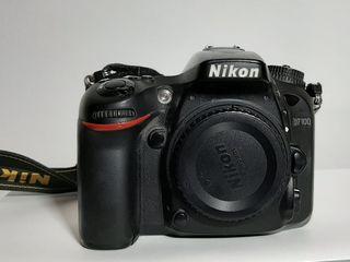 NIKON D 7100 kit