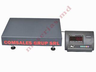 Весы торговые напольные Comsales Grup 150 кг, Сертификат livrare si garantie!!