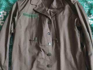Продам французскую военную куртку. новая!