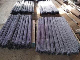 """Производственная компания """"ACT ML"""" S.R.L. реализует спиральные тычки из стали для саженцев."""