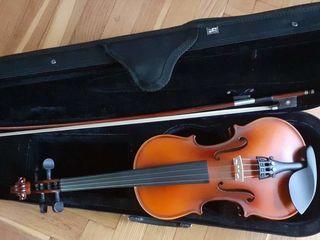 Vioara noua - скрипка