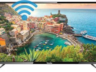 [new] smart tv vesta ld32e5102 телевизор wifi 81 cm livrare