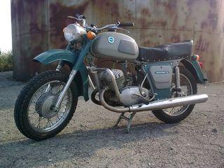 Спидометр от мотоцикла, СССР