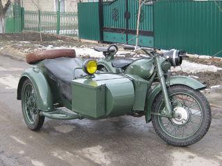 Урал К 750 с ведущей