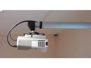 видеопроектор, экран с установкой под ключ
