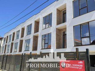 or. Codru, TownHouse, 3 camere separate, terasă spațioasă! 190 mp!
