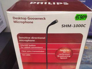 Microfon philips shm-1000c  pt conferință, sau biserica  800 lei