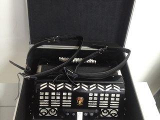 Parrot YW823 60/34 Новый аккордеон / Acordeon nou