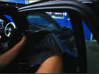 тонируем автостекла