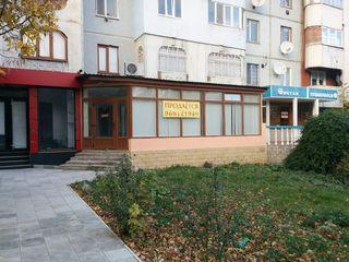 Продается 3-х комнатная квартира обустроена под парикмахерской в центре города Резина.