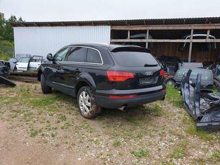 Q7 Tuareg Audi Skoda Wvolsvagen Разборка Ваг Авто