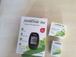 Продам тест -полоски для глюкометра Viva Chek Ino
