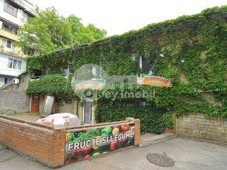 Botanica, chirie sp. comercial, 300 mp, 1500 €