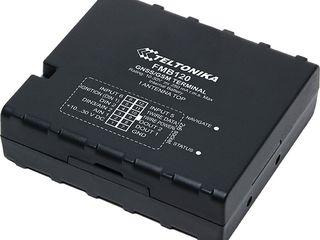 Профессиональный GPS / GLONASS трекер TELTONIKA FMB120.