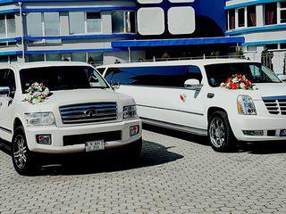 Транспорт для торжеств Transport pentru ceremonie,Limuzine business class!